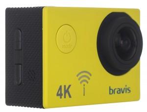 фото Экшн-камера Bravis A3 Yellow (BRAVISA3y) #3