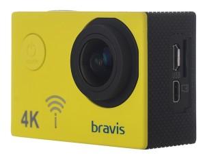 фото Экшн-камера Bravis A3 Yellow (BRAVISA3y) #12