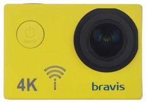 фото Экшн-камера Bravis A3 Yellow (BRAVISA3y) #2