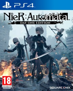 игра NieR: Automata. Day One Edition PS4