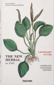 Книга Leonhart Fuchs. The New Herbal of 1543