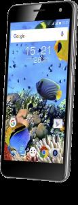 Смартфон FLY FS514 Cirrus 8 Dual Sim Black