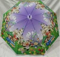 Детский зонт Feeling Rain 82 см (фиолетовый)