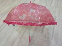 Детский зонт грибком RST 70 см (красный)