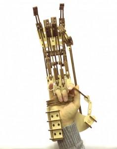 фото Механический 3D пазл Wood Trick 'Рука' (1234-8) #3