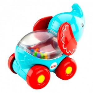 фото Развивающая игрушка Fisher-Price 'Слоненок с шариками' (BGX29-3) #3