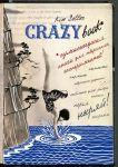 Книга Crazy book. Сумасшедшая книга для самовыражения