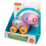 фото Развивающая игрушка Fisher-Price 'Бегемотик с шариками' (BGX29-4) #2