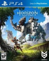игра Horizon: Zero Dawn PS4
