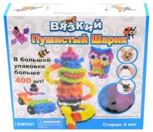Конструктор-липучка 'Bunchems' 400+  (170-400)