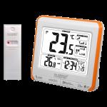 Метеостанция La Crosse WS6811-White/Orange