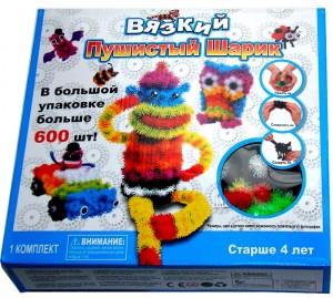 Конструктор-липучка 'Bunchems' 600+ (170-600)