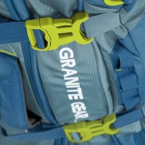 фото Сумка-рюкзак на колесах Granite Gear Cross Trek Wheeled 53 Bleumine/Blue Frost/Neolime (923164) #3