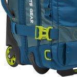 фото Сумка-рюкзак на колесах Granite Gear Cross Trek Wheeled 53 Bleumine/Blue Frost/Neolime (923164) #5