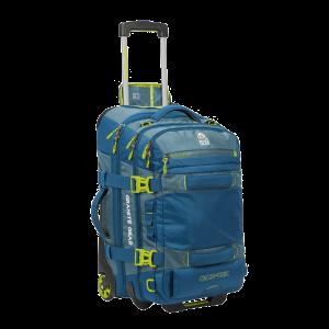 Сумка-рюкзак на колесах Granite Gear Cross Trek Wheeled 53 Bleumine/Blue Frost/Neolime (923164)