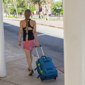 фото Сумка-рюкзак на колесах Granite Gear Cross Trek Wheeled 53 Bleumine/Blue Frost/Neolime (923164) #8