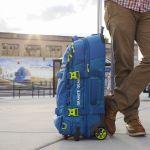 фото Сумка-рюкзак на колесах Granite Gear Cross Trek Wheeled 53 Bleumine/Blue Frost/Neolime (923164) #9