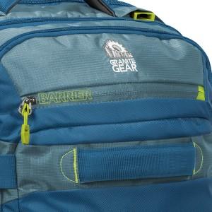 фото Сумка-рюкзак на колесах Granite Gear Cross Trek Wheeled 53 Bleumine/Blue Frost/Neolime (923164) #4