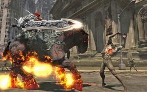 скриншот Darksiders Warmastered Edition PS4 - Русская версия #6