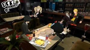 скриншот Persona 5 PS4 #4