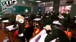 скриншот Persona 5 PS4 #6