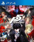игра Persona 5 PS4