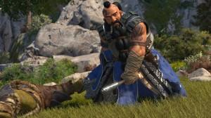 скриншот The Dwarves PS4 - Русская версия #2