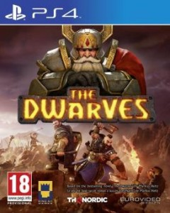 игра The Dwarves PS4 - Русская версия