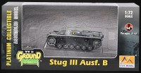 фигурка Модель танка Easy Model Stug III Ausf. B Sturmgeschutz-Abteilung 192 Russian 1941 (ML-36137)