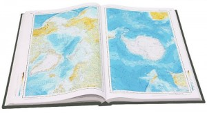 фото страниц Атлас мира (эксклюзивное подарочное издание) #3