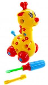 Игровой набор Qunxing Toys 'Жирафик' (6668-12)