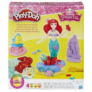 Набор для лепки Hasbro Play-Doh 'Ариэль и друзья' (B5529)