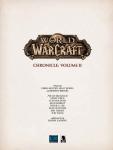 фото страниц World of Warcraft: Chronicle Volume 2 #3
