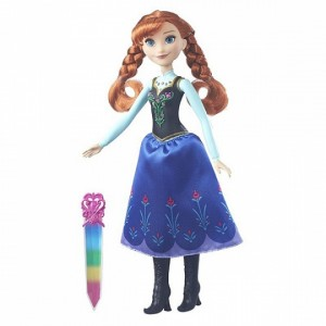 Кукла Disney 'Холодное Сердце с сияющим нарядом' (B6162)