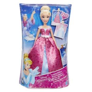 Кукла Disney 'Золушка в роскошном платье-трансформере' (C0544)