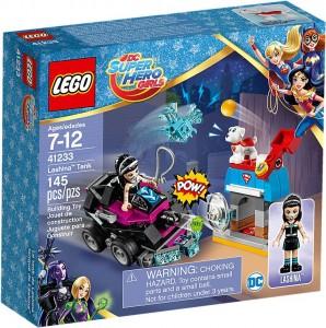 Конструктор LEGO DC Super Hero Girls 'Танк Лашины' (41233)