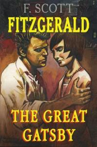 Книга The Great Gatsby = Великий Гэтсби