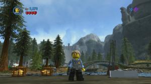 скриншот LEGO CITY Undercover PS4 - Русская версия #6