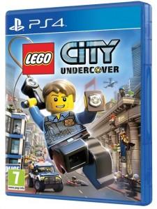 игра LEGO CITY Undercover (PS4, русская версия)