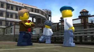 скриншот LEGO CITY Undercover PS4 - Русская версия #5