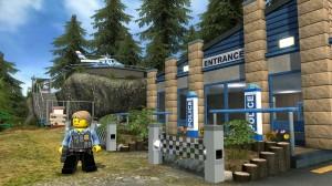скриншот LEGO CITY Undercover PS4 - Русская версия #4