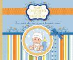 Книга Мой первый год жизни (голубой)