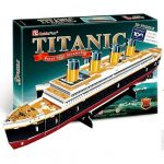 3D-конструктор CubicFun 'Титаник' (T4012h)