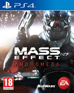 игра Mass Effect: Andromeda PS4