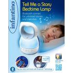 Светильник Infantino 'Расскажи мне историю', голубой (004854I)
