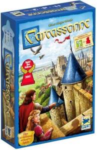 Настольная игра 'Carcassonne' Original (новое издание)