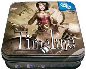 Настольная игра Asmodee TimeLine: Inventions (Таймлайн: Изобретения) (2389)