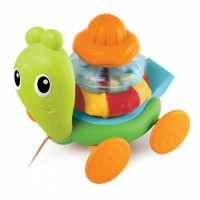 Развивающая игрушка Sensory 'Улитка' (005182S)