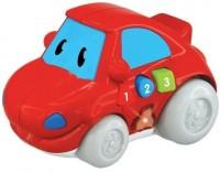Машинка Navystar со световыми и звуковыми эффектами (красная)