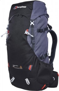 Рюкзак Berghaus Trailhead 50 black/dark grey (21813С33)